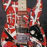 What is a superstrat - Eddie Van Halen Frankenstrat