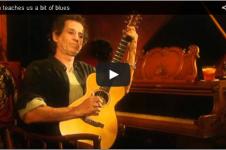 Keith Richards Teaches the Blues