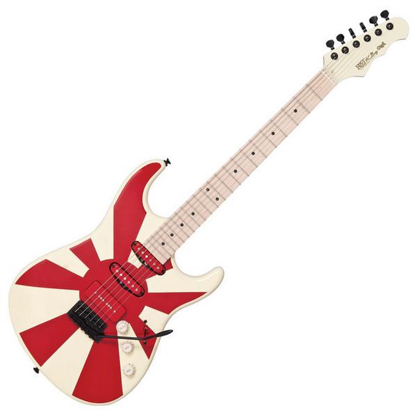 Fret King Black Label Corona GWR guitar