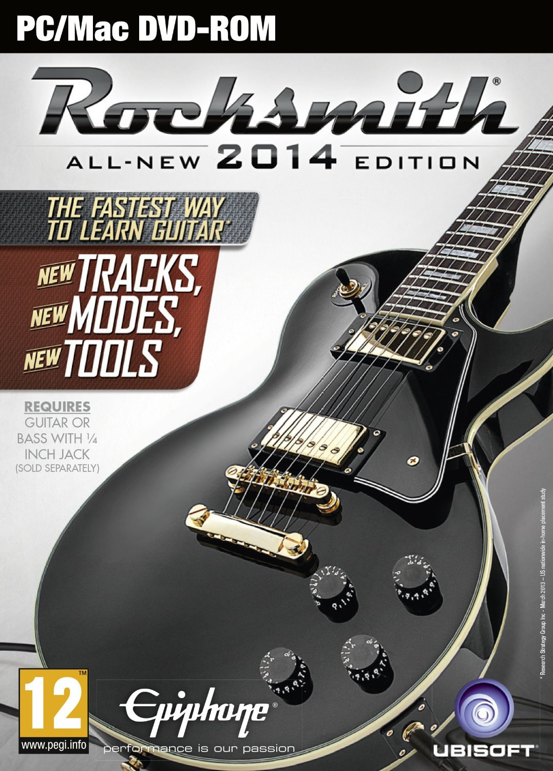 What do you buy a guitarist for Christmas - Rocksmith 2014