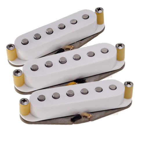 How do electric guitar pickups work?