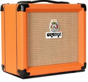 Orange Crush PIX CR12L practice amp