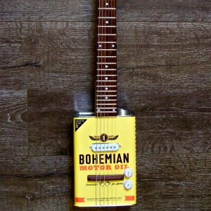 Bohemian guitars Boho series