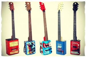 Bohemian Guitars Vintage series