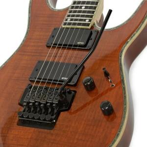 Sub Zero Pittsburgh guitar