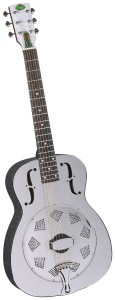 What are resonator guitars
