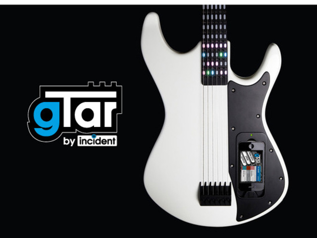 Learn to play the guitar with Gtar