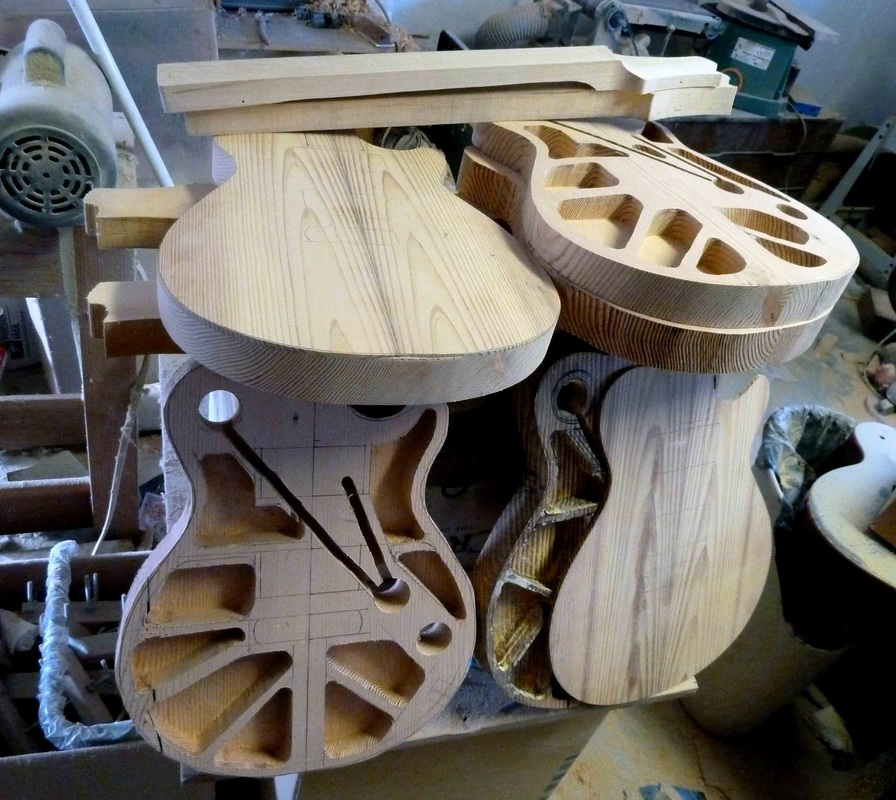 is my guitar made from sustainable wood