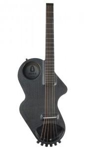 Alpaca carbon fiber travel guitar