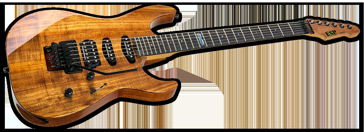 ESP M-III KOA Limited Edition