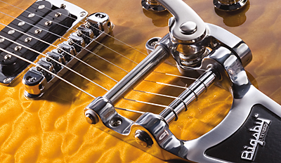Tremolo Bar What Are Your Options Top Guitars Co Uk