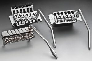 What is a tremolo bar