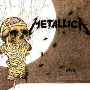 """One"" by Metallica"