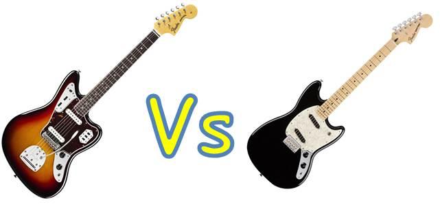 Fender Mustang vs Jaguar