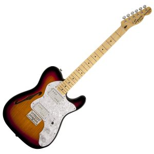 Squier Vintage Modified 72 Thinlie Telecaster