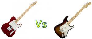 Stratocaster vs Telecaster