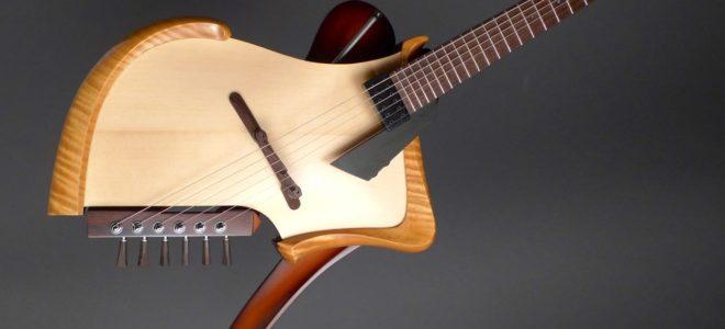 Matsuda Deconstruction Guitar