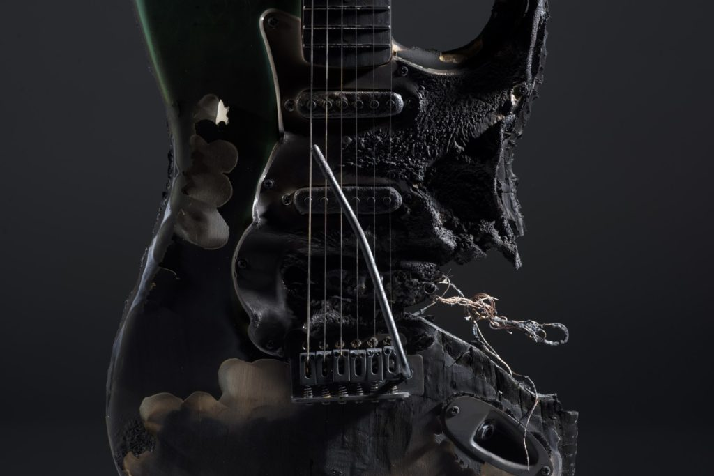 death of the electric guitar