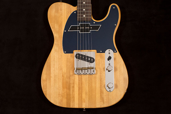 Wallace Detroit Guitars