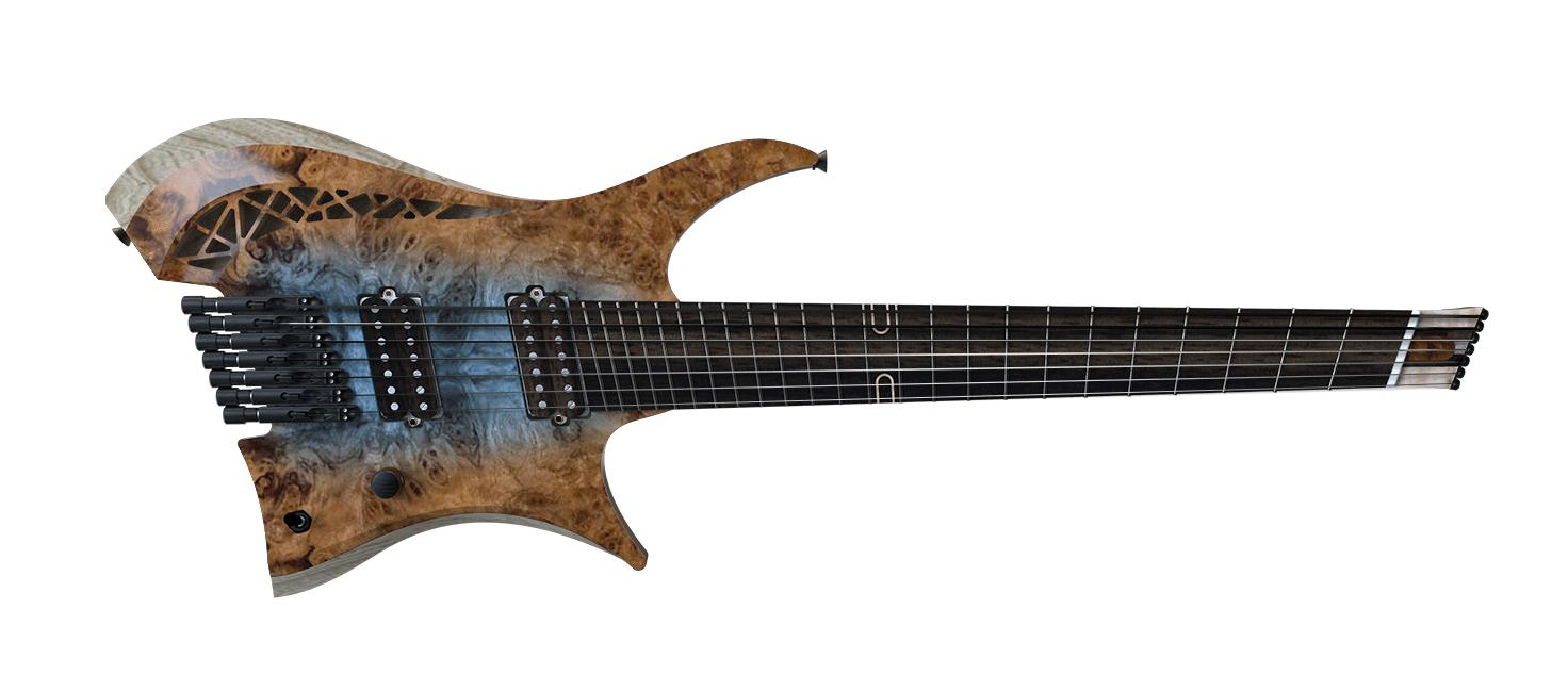 OD Guitars Minerva