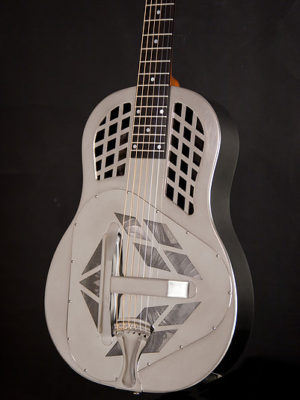 National reso phonic guitarsNRP Steel Tricone