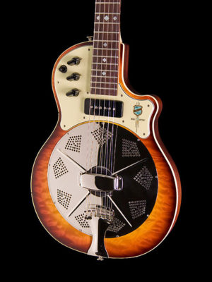 National reso phonic guitars resolectric