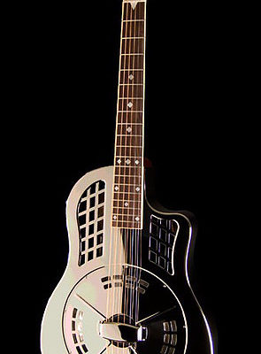 National reso phonic guitars Reso Rocket