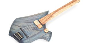 Sankey Guitars Blue gene