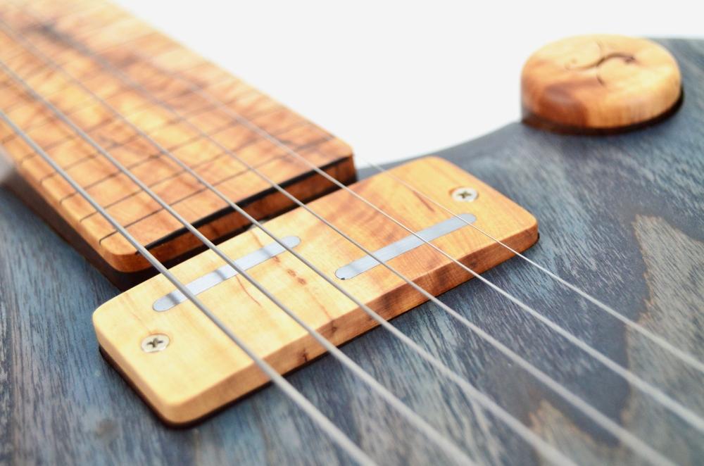 Sankey Guitars Blue Gene