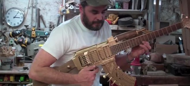 Diresta AK Guitar