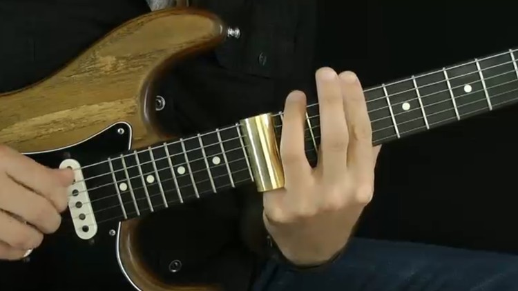 mastering slide guitar