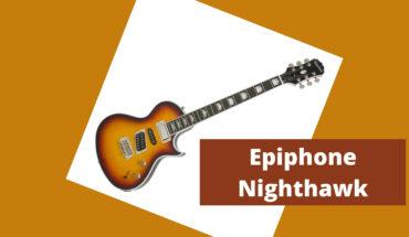 Epiphone Nighthawk Custom