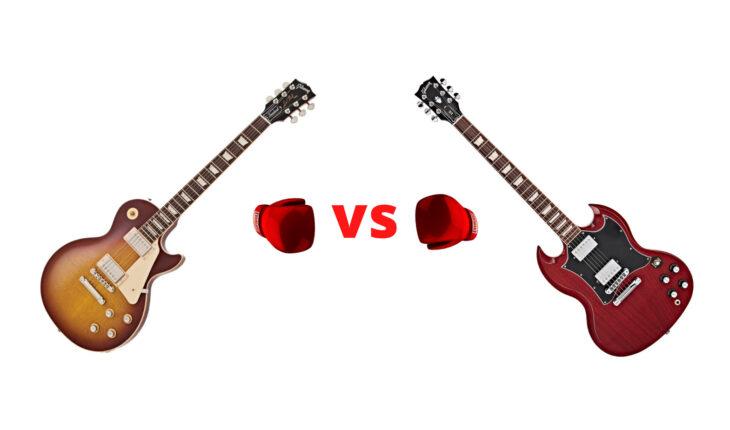 Les Paul vs SG