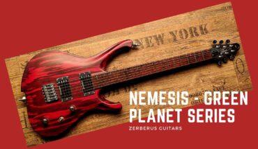 Nemesis green planet series
