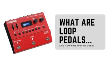 What are loop pedals